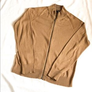 Kenneth Cole Full Zip Sweater